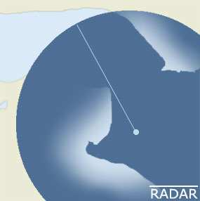 radarbeeld