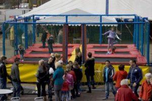multi trampoline